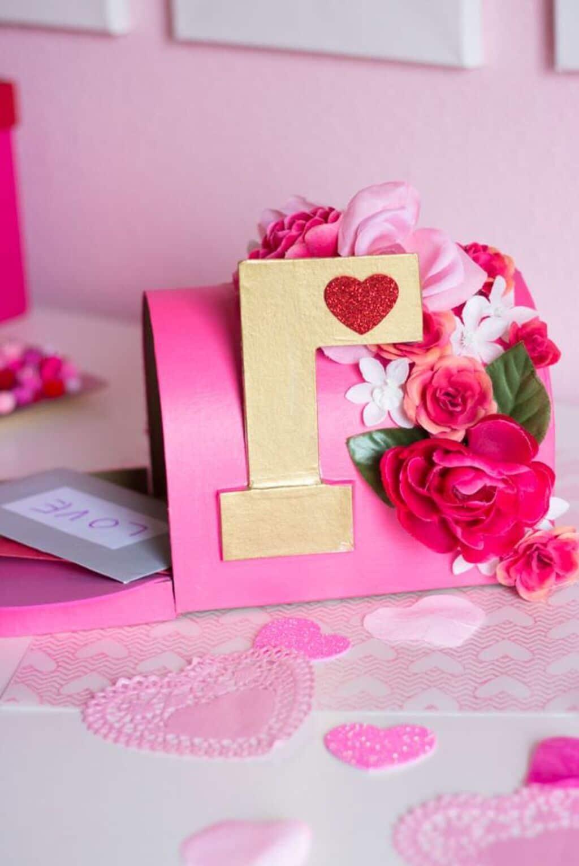 DIY valentine box ideas