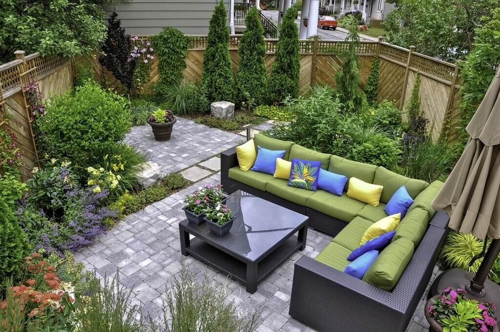 Style Your Backyard