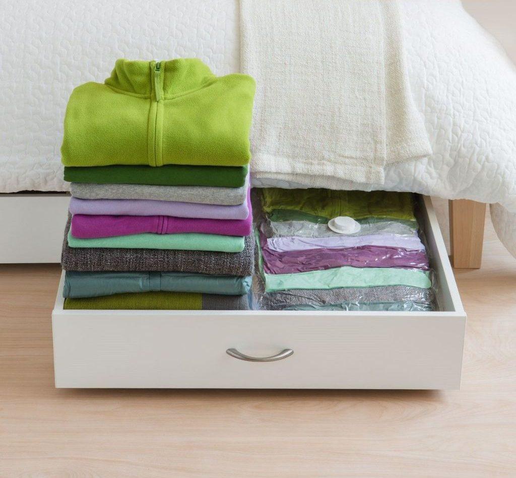 best under bed storage